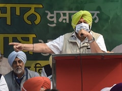 """Kejriwal Lies, Khattar Thrashes"": Amarinder Singh On Farmers' Protest"