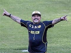 फुटबॉल दिग्गज डिएगो माराडोना का दिल का दौरा पड़ने से निधन
