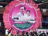 Video : Ahead Of Hyderabad Municipal Polls, KCR To Hold Public Meet