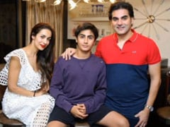 Malaika Arora's Birthday Wish For Son Arhaan Also Features Ex-Husband Arbaaz Khan