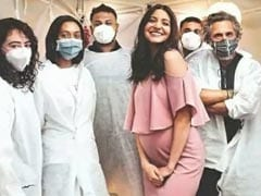 Mom-To-Be Anushka Sharma's Day At Work Looks Like This. See Trending Pic