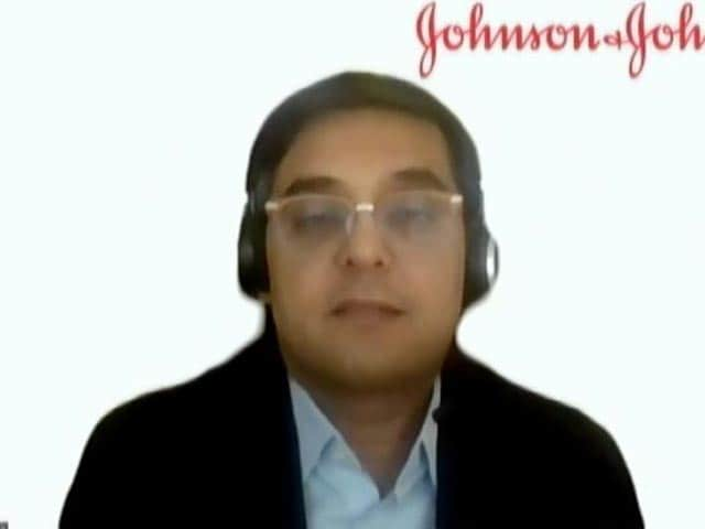 Video: Good Health Is The Foundation Of A Good Life: Vikas Srivastava, Johnson & Johnson India