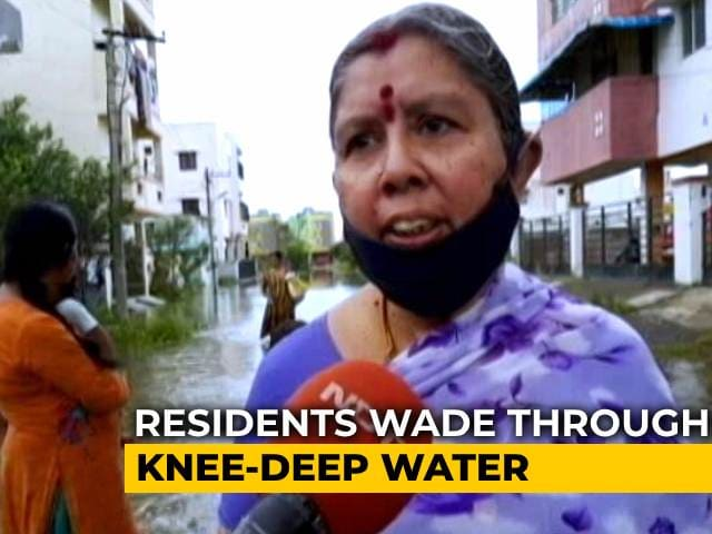 Video : Tamil Nadu Seeks Solution For Waterlogged Area Near Chennai After NDTV Report
