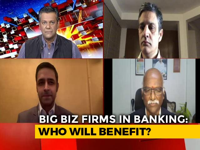 Video : Should the RBI Allow Corporate Houses to Own Banks?