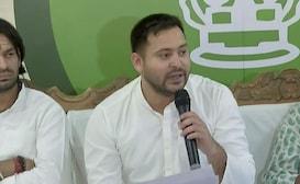 Tejashwi Yadav's Party To Boycott Bihar Oath: 'Mandate Against NDA'