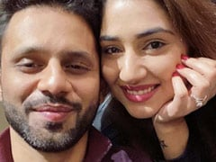 What Disha Parmar Tweeted About Already Being Engaged To Rahul Vaidya