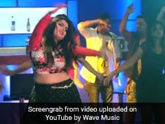 Bhojpuri Gana:आम्रपाली दुबे ने क्लब में किया जोरदार डांस, बार-बार देखा जा रहा Video