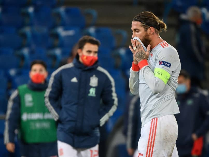 UEFA Nations League: Sergio Ramos Misses Two Penalties As Spain Held To 1-1 Draw By Switzerland