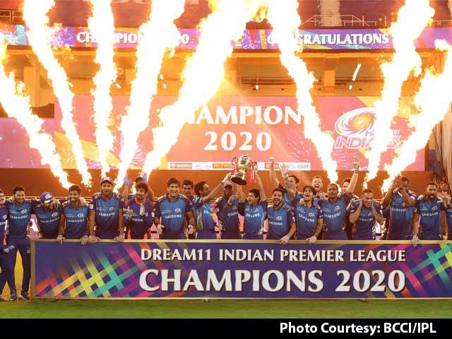 Video : Mumbai Indians Beat Delhi Capitals To Win Record-Extending 5th IPL Trophy