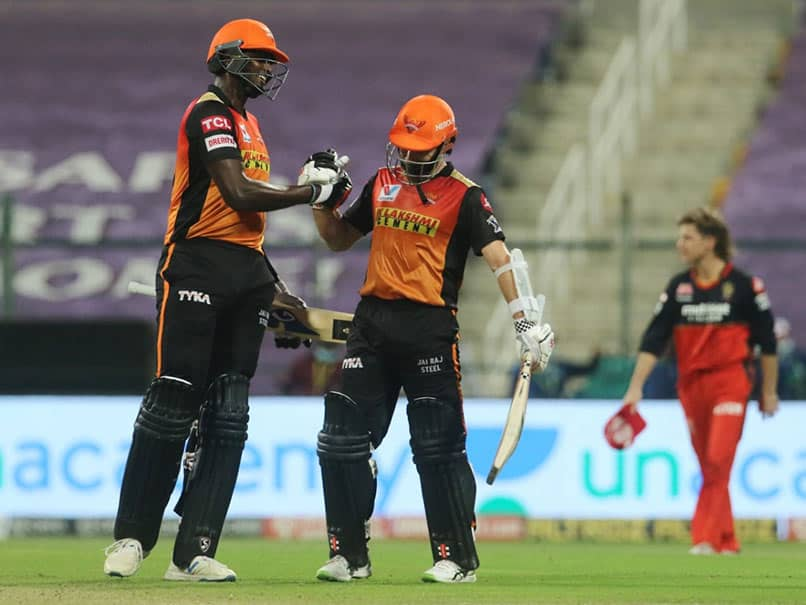 IPL 2020 Eliminator, SRH vs RCB: Kane Williamson, Jason Holder Star As SunRisers Hyderabad Beat Royal Challengers Bangalore By 6 Wickets To Enter Qualifier 2