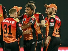 IPL 2020: SunRisers Hyderabad Thrash Mumbai Indians To Seal Playoff Spot, Kolkata Knight Riders Knocked Out