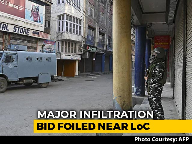 Video : Army Officer, 3 Soldiers Killed In Action; 3 Terrorists Shot Dead In J&K Encounter
