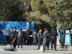 "Afghan Forces Capture ""Mastermind"" Of Kabul University Attack"
