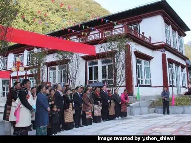 Video : China Sets Up Village Within Bhutan, 9 Km From Doklam Face-Off Site