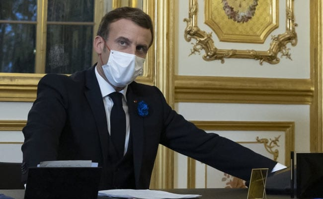 French President 'Shocked' By Alleged Police Beating Of Black Man: Report