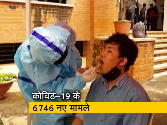 Video: दिल्ली में लगातार तीसरे दिन कोरोना से 100 से ज्यादा मौत