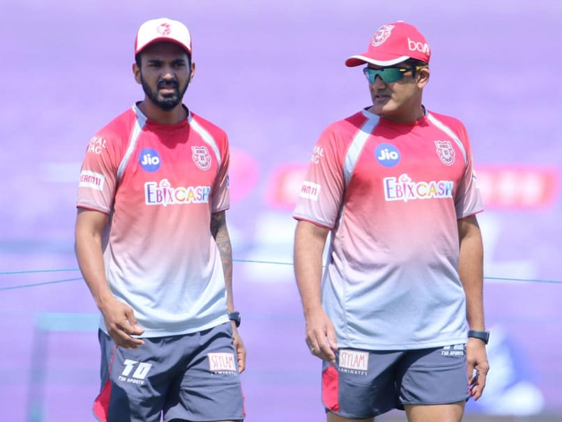 KXIP Likely To Stick To KL Rahul-Anil Kumble Combo For 2021, Glenn Maxwell Could Be Released, Says Report