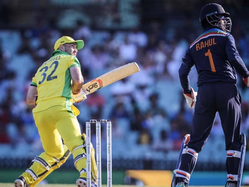 Glenn Maxwell Says He Apologised To KL Rahul During Whirlwind Knock In Sydney