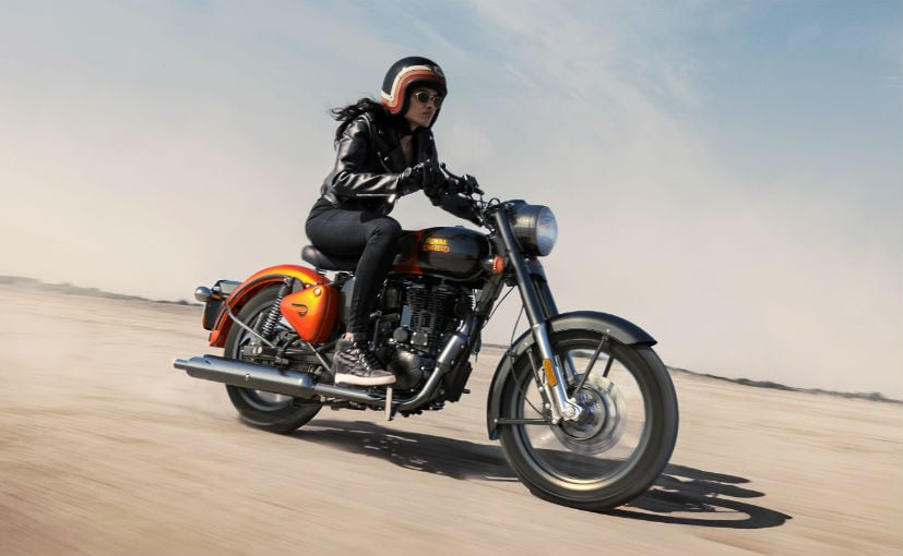 Royal Enfield sales inch towards the 70,000 mark in December 2020
