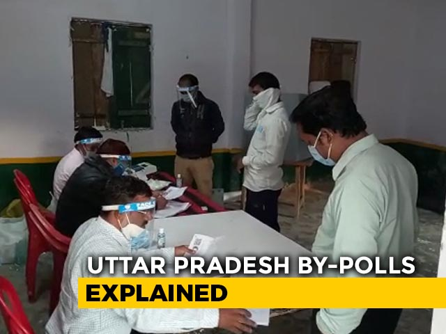 Video : By-Polls For 7 UP Seats Today, All Eyes On Kuldeep Sengar's Unnao Seat