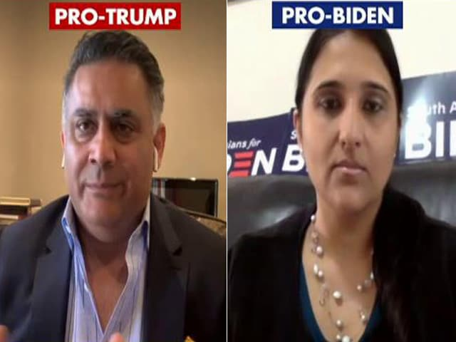 """Video : """"Kamala Harris Reflective Of What America Is Today"""": 'South Asians for Biden' Director"""