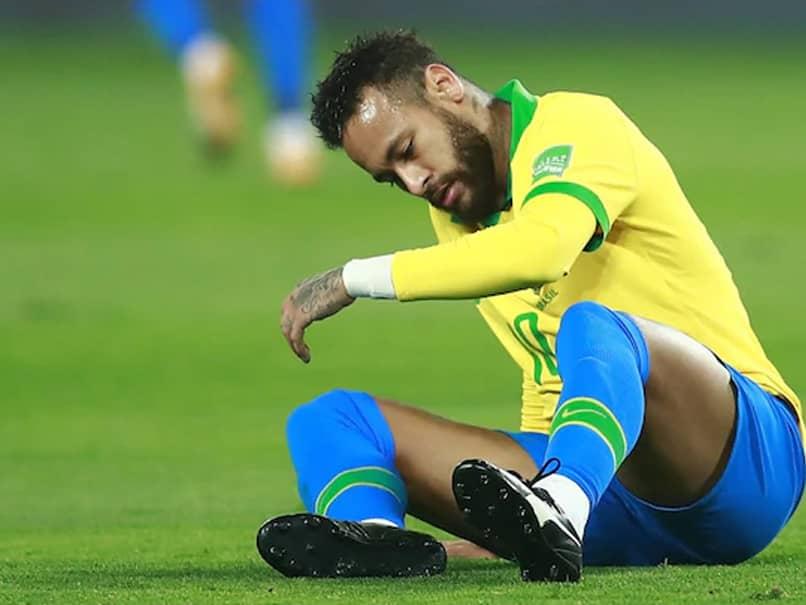 نیمار مقدماتی جام جهانی مقابل ونزوئلا را از دست می دهد ،