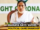 "Video : At Covid Meet, Mamata Banerjee ""Reminds"" PM About Unpaid GST Dues: Report"