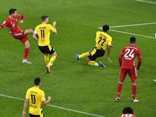 Bundesliga: Bayern Munich Down Borussia Dortmund To Go Top