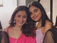 Diwali 2020: Pretty In Pink, Alia Bhatt Was The Sparkle And Shine Of This Party. Pics Here