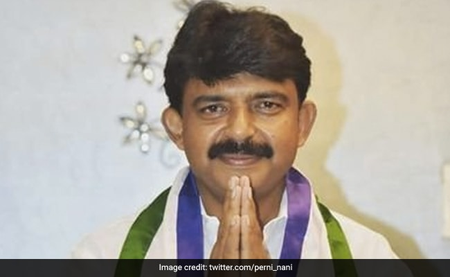 Andhra Pradesh Minister Escapes Unhurt After Mason Allegedly Tries To Attack Him
