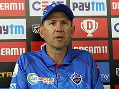 """IPL 2020: Delhi Capitals Coach Ricky Ponting """"Proud"""" With Players' Positive Response In Do-Or-Die Match"""
