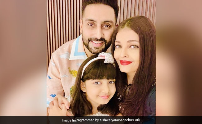 How Aishwarya And Abhishek Bachchan Celebrated Daughter Aaradhya's Birthday. See Pics