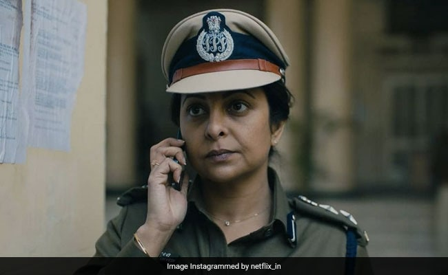 Delhi Crime Is The Turning Point Of My Life, My Career: Shefali Shah