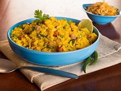 Weight Loss: How To Make Keto Poha With This Quick And Easy Recipe - Watch Recipe Video