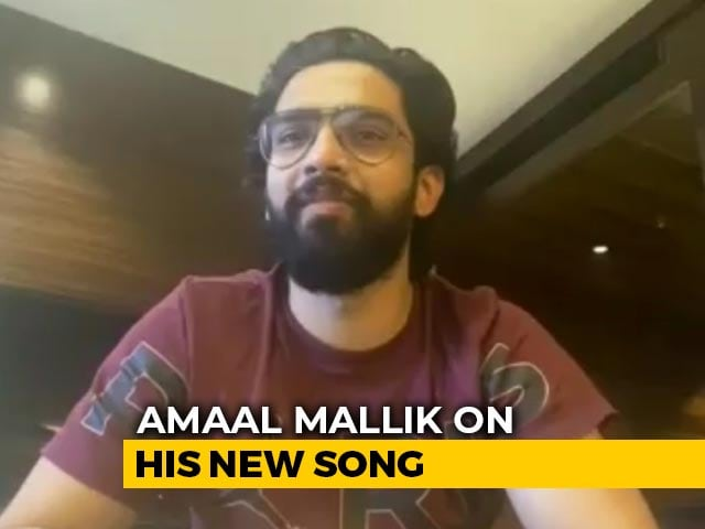 Video : Amaal Mallik On His New Song <i>Tu Mera Nahi</i> & More