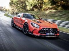 Mercedes-AMG GT Black Series Sets New Nurburgring Record