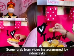 Hygienic <i>Pani Puri</i> Dispensing Machine Goes Viral And Netizens Are Overjoyed