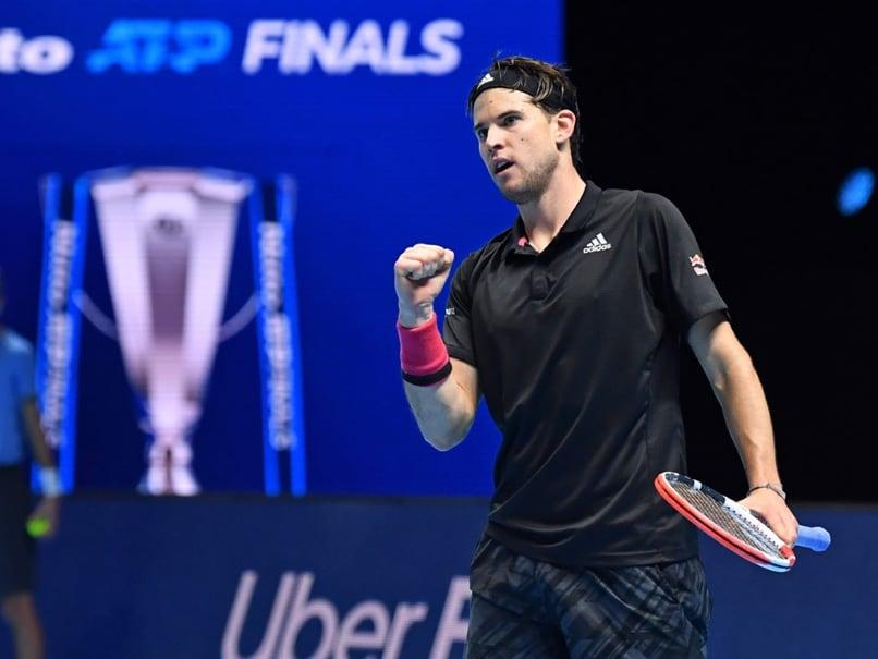 Dominic Thiem Beats Novak Djokovic In Thriller To Reach Title Match At ATP Finals