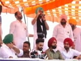 Video : Singers Join Farmers' Protest Against Farm Laws In Punjab