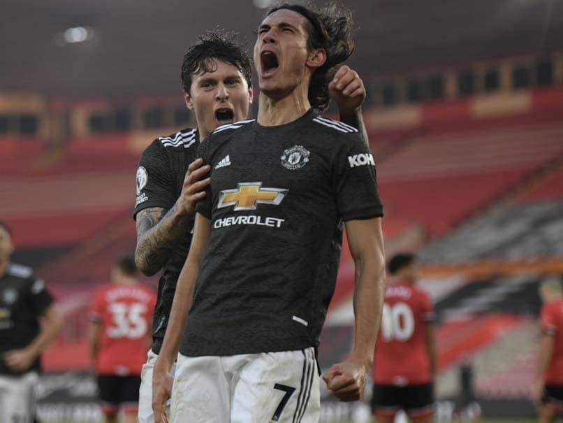 Southampton vs Manchester United: Edinson Cavani Inspires ...