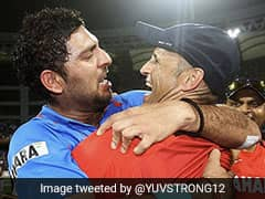 """""""The Best Coach"""": Yuvraj Singh Leads Wishes On Gary Kirstens Birthday"""