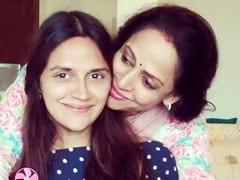 "Esha Deol's Sister Ahana Deol Welcomes Twin Girls, Hema Malini And Dharmendra Are ""Overjoyed"" Grandparents"