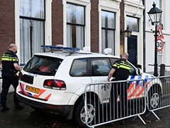 Shots Fired At Saudi Embassy In Netherlands