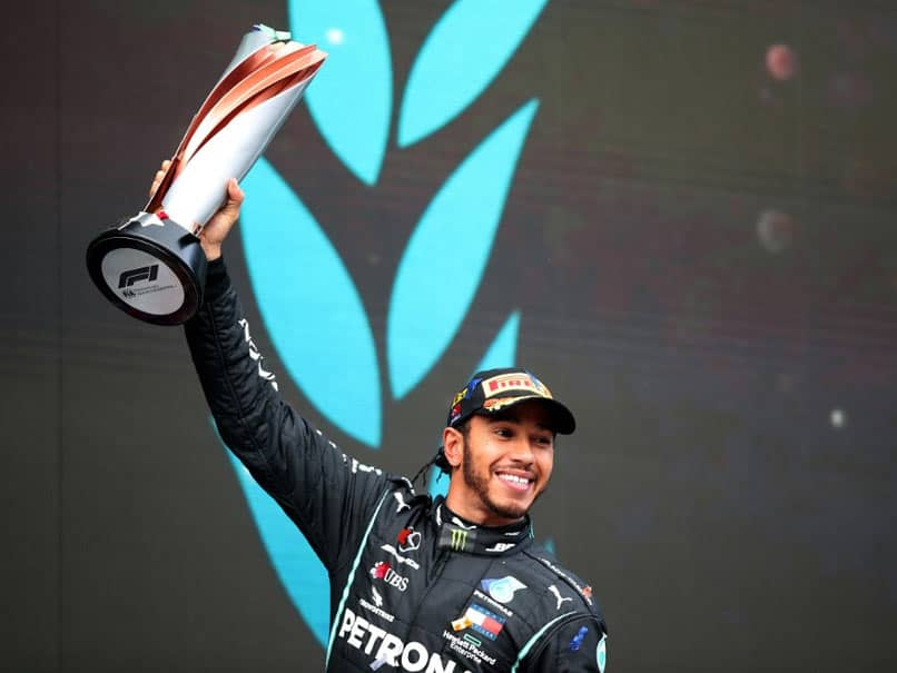 Turkish GP: Lewis Hamilton Wins 7th F1 World Title, Equals Michael Schumachers Record