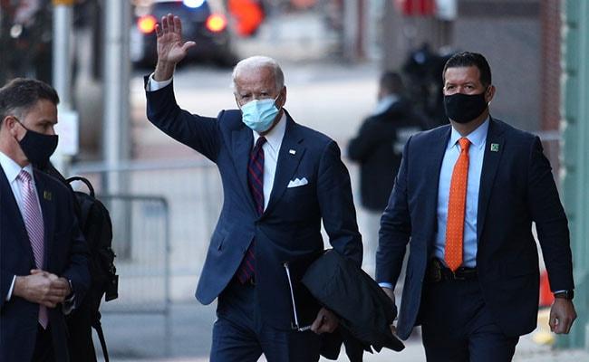 Joe Biden Turns To Coronavirus As Trump Fights To Overturn Election