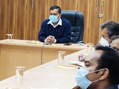 COVID-19 Cases In Delhi Going Down, Situation Under Control, Says Arvind Kejriwal