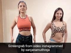 Rakul Preet कुछ इस अंदाज में Belly Dance की रिहर्सल करती आईं नजर, वायरल हो रहा है Video