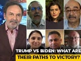 Video: Watch: Prannoy Roy's Analysis Of Whether Trump Will Return