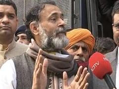 """PM Says Farm Laws Historic Gift, Farmers Don't Want It"": Yogendra Yadav"