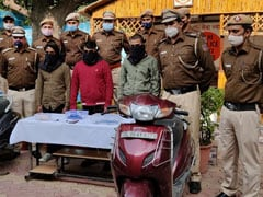 3 Arrested For Stealing Delhi Cop's Gun, Cartridges To Rob Shop: Police
